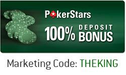 Deposit bonus 100%