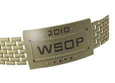 -- World Series of Poker Bracelet 2010 - WSOP --