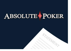 absolute poker issues a statement about super user accounts