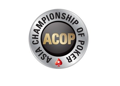 Asian Championship of Poker - Logo - Year is 2017.
