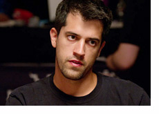 Adam Geyer at the WSOP 2010 - In the Zone
