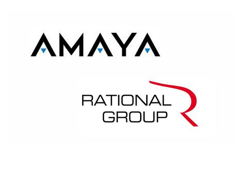 Amaya and Rational Group - Company Logos
