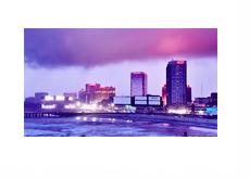 New Yersey - Atlantic City - Night Shot