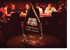 australian - crown poker - aussie millions - poker event