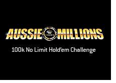 logo - aussie millions - 100k challenge