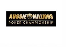 Aussia Millions 2014 - Logo