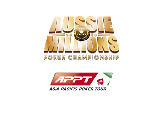 Aussie Millions - Asia Pacific Poker Tour - Tournament Logos