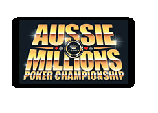 Tournament logo - Aussie Millions