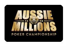 Aussie Millions - Tournament Logo