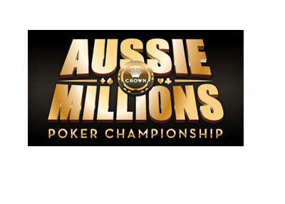Aussie Millions Poker Championship - Tournament logo