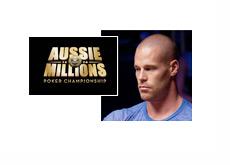 Patrik Antonius - Aussie Millions Logo