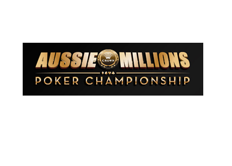 Poker Tournament - Aussie Millions 2015 - Championship - Logo