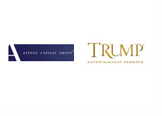 Avenue Capital Group and Trump Entertainment Resorts Inc. logos