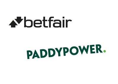 Betfair and Paddy Power - Company logos - Year 2015