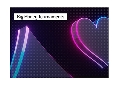Exciting times in the online poker world with big money tournaments taking place.