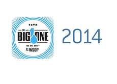 The Big One for One Drop 2014 - Poker Tournament - Logo