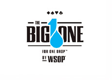 The Big One for One Drop - WSOP - Logo