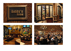 -- Bobbys Room Las Vegas Bellagio Hotel Casino --