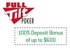 marketing and bonus promotional code for full tilt poker room
