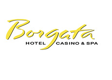 -- borgata hotel logo - poker tournament --