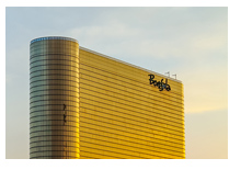 Borgata Hotel New Yersey - Sunset