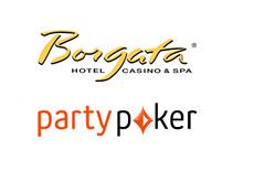 Borgata Hotel and Casino / PartyPoker - Company Logos
