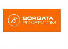 Borgata Poker Logo - Orange