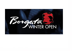 The Borgata Winter Opne - Logo