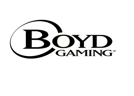 Boyd Gaming - Logo - Black and White