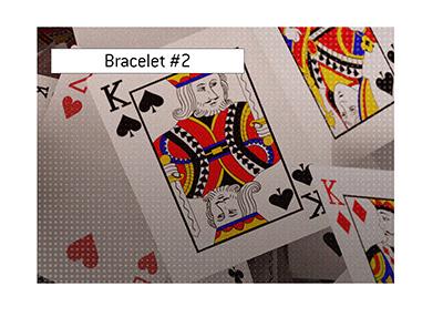 Jim Bechtel has won his second World Series of Poker bracelet after 26 years.