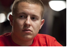 Brian Hastings - Photo uploaded a while later - WSOP 2010