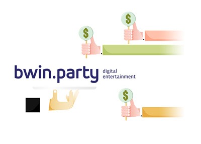 Bwin.Party Sale - Bidding Process - Illustration / Concept