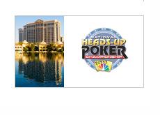 National Heads-Up Poker Championship - Caesars Palace - Las Vegas - Nevada