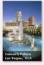 Caesars Palace in Las Vegas