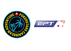 logo pokerstars caribbean adventure - ept logo - european poker tour