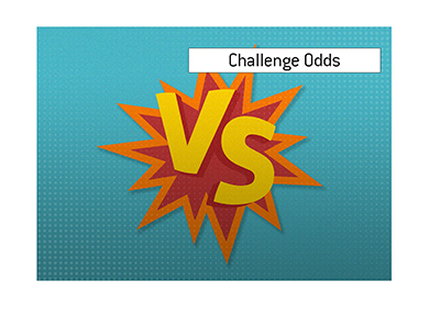 The odds for the upcoming poker challenge are out.  Who is the favourite?