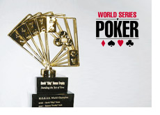 -- Chip Reese Memorial Trophy - WSOP --