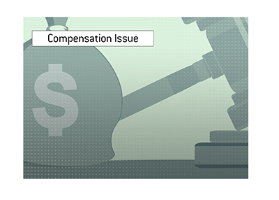 The issue of compensation has rattled poker players ahead of the big tournament.