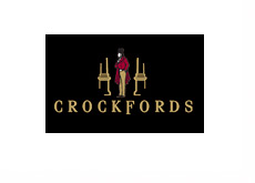 Crockfords Casino - Logo Black