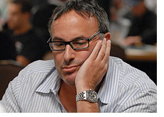 -- Dan Shak photo from the WSOP --