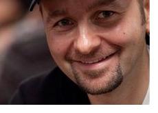 Daniel Negreanu smiling