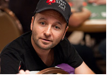 Daniel Negreanu - Always up for a laugh