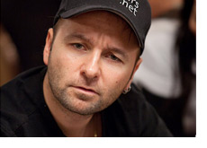 Daniel Negreanu at the World Series of Poker - Saying whaaa
