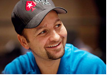 Daniel Negreanu - Big Smile