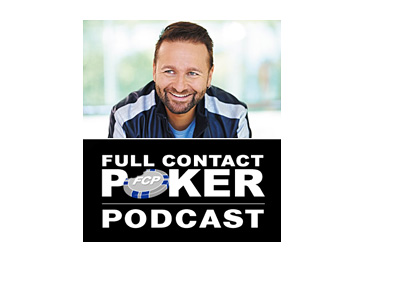 Daniel Negreanu - Full Contact Poker - Logo - Year 2016 - Revamp
