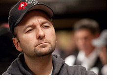 Daniel Negreanu deep in thought