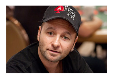 Archived photo of Daniel Negreanu (circa 2009) - Wearing a poker hat
