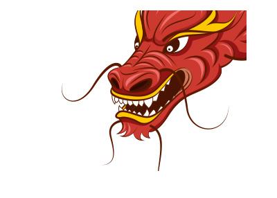David Pham - The Dragon - Illustration.
