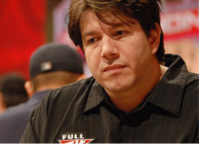 poker player david benyamine wins a wsop bracelet - 2008 - world series of poker
