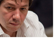 Photo Replacement - David Benyamine at the WSOP 2010